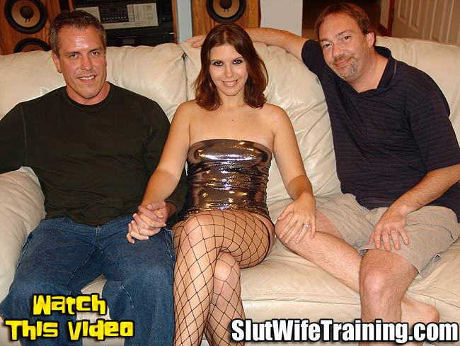Wife Fulfills MFM Three Way Fantasy with Her Husband