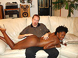 Ebony Wife Eve Anal Intervention Class