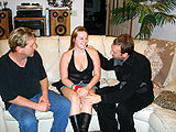 Cuckold Husband Vinnie Eats a Creampie