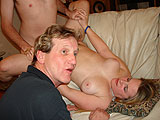 Hot Wife Jenna Banged While Cuckold Husband Watchs